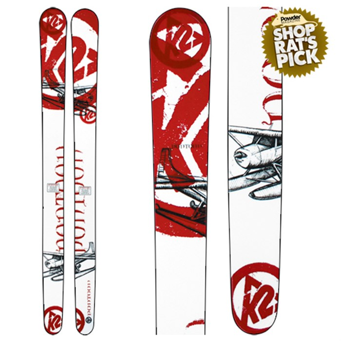 K2 - Pontoon Skis 2010