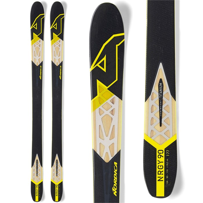 Nordica - NRGy 90 Skis 2016