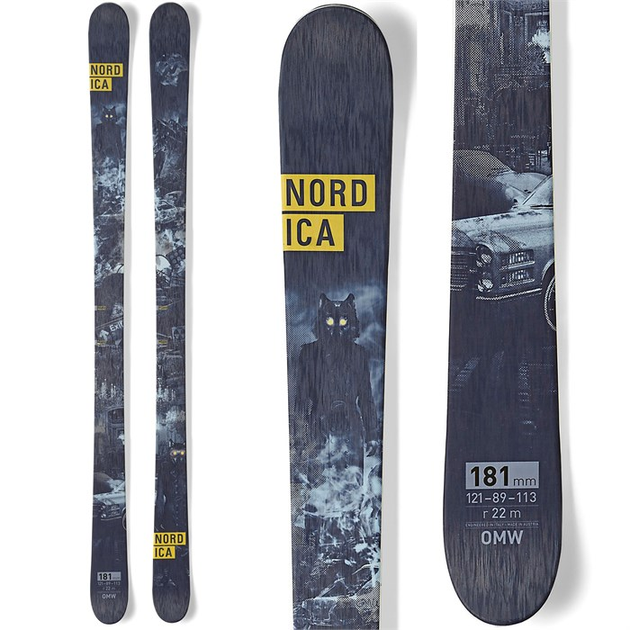 Nordica - OMW Skis 2015