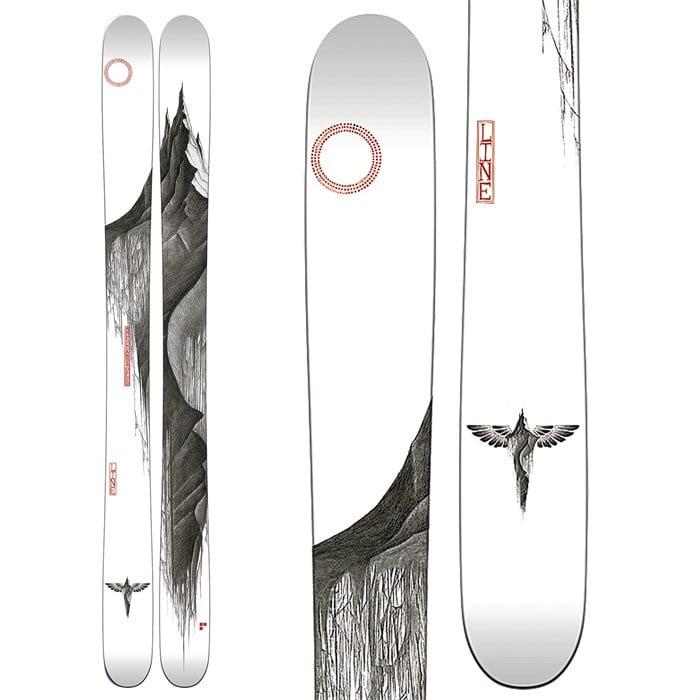 Line Skis - Mr Pollard's Opus Skis 2015