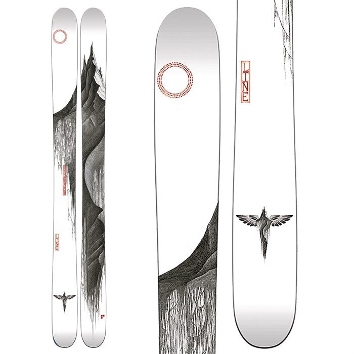 Line Skis - Mr Pollard's Opus Skis 2015