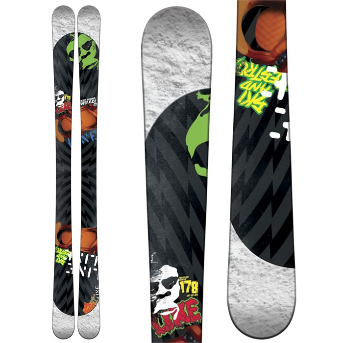 Line Traveling Circus Skis  Review
