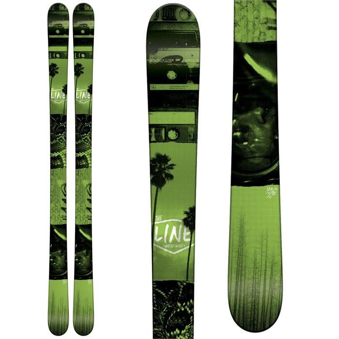 Line Skis - Mastermind Skis 2015