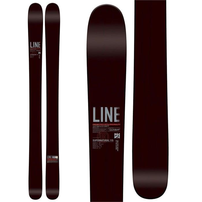 Line Skis - Supernatural 115 Skis 2015