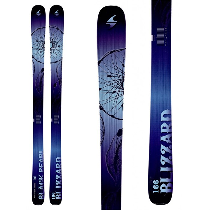 Blizzard Black Pearl Skis - Women s 2015  26bdb04bd