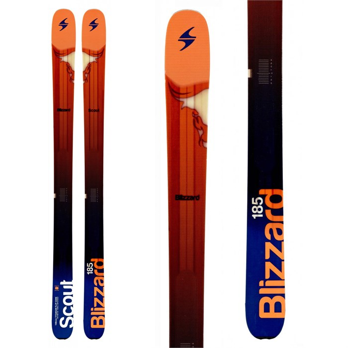 Blizzard - Scout Skis 2015