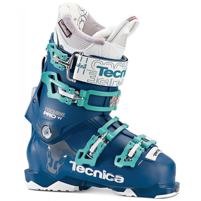 Tecnica Cochise Pro W Ski Boots - Women s 2016  393e3c910