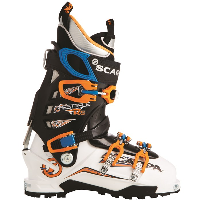 Scarpa - Maestrale RS Alpine Touring Ski Boots 2017