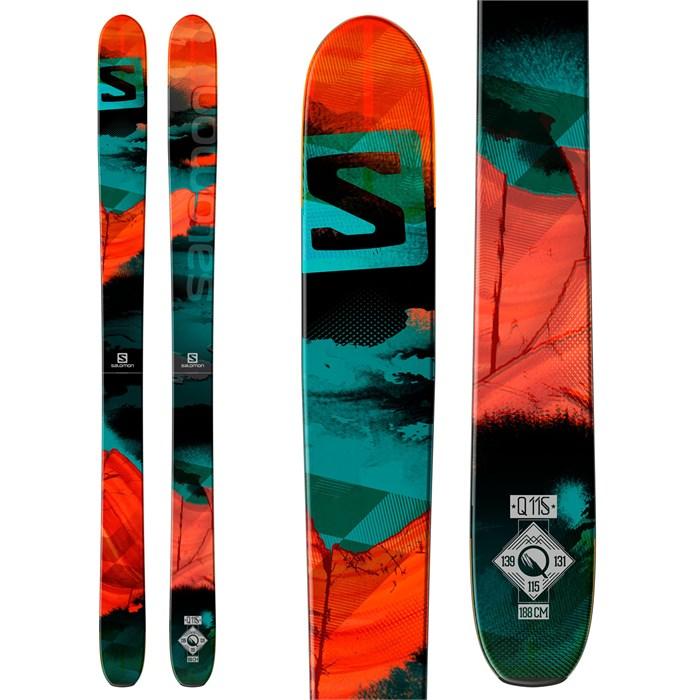 Salomon - Q-115 Skis 2015