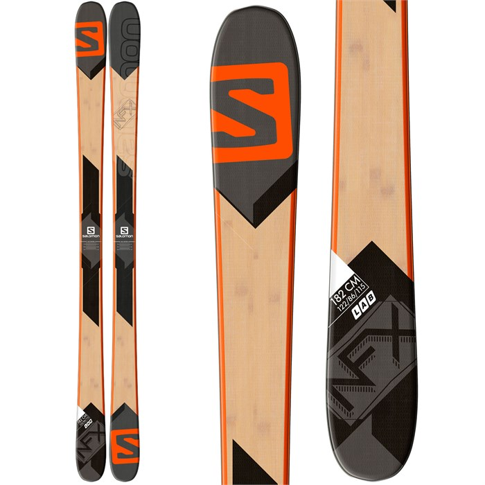 Salomon - NFX Lab Skis 2015