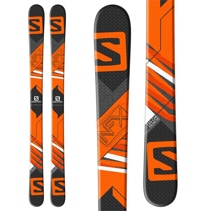 Salomon - NFX Jr Skis - Boy's 2015