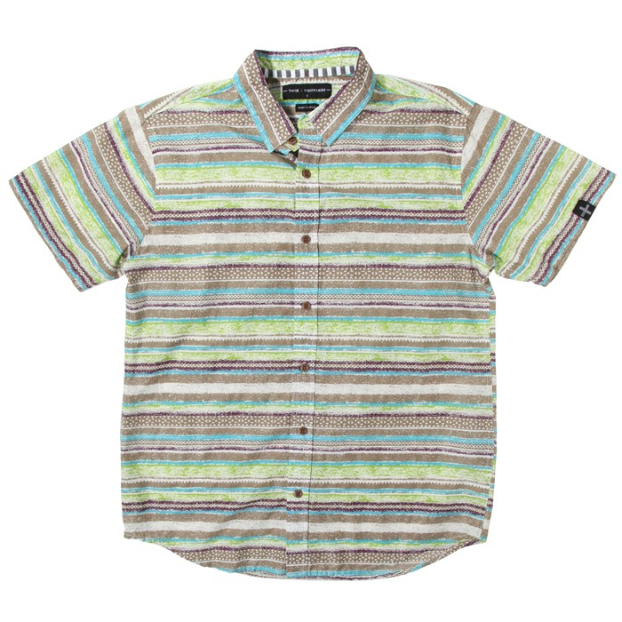 Tavik - Brad Short-Sleeve Button-Down Shirt