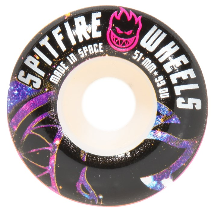 Spitfire - Spaced Out Classic 99a Skateboard Wheels