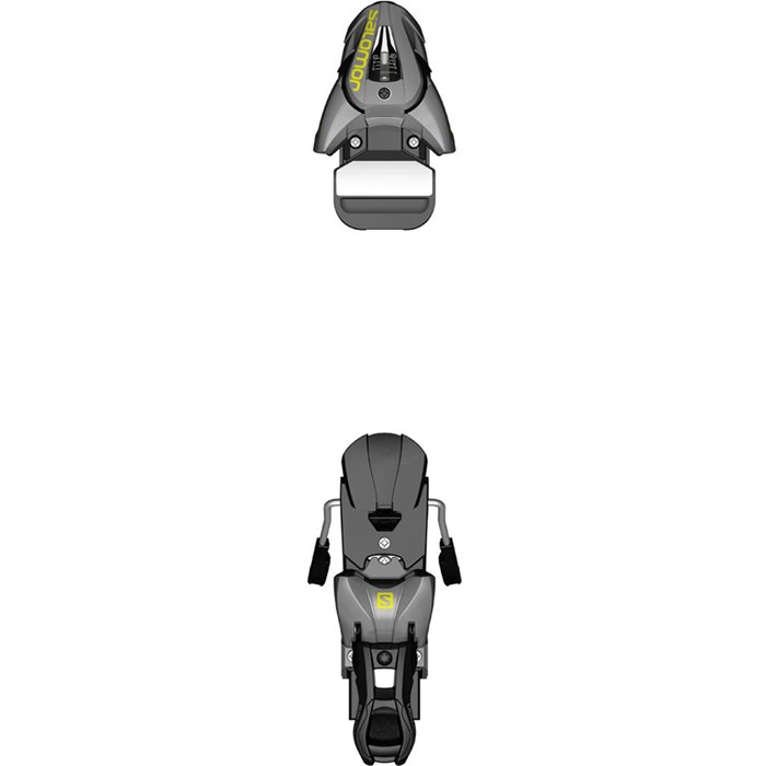 Salomon STH 12 Oversize Ski Bindings 2015