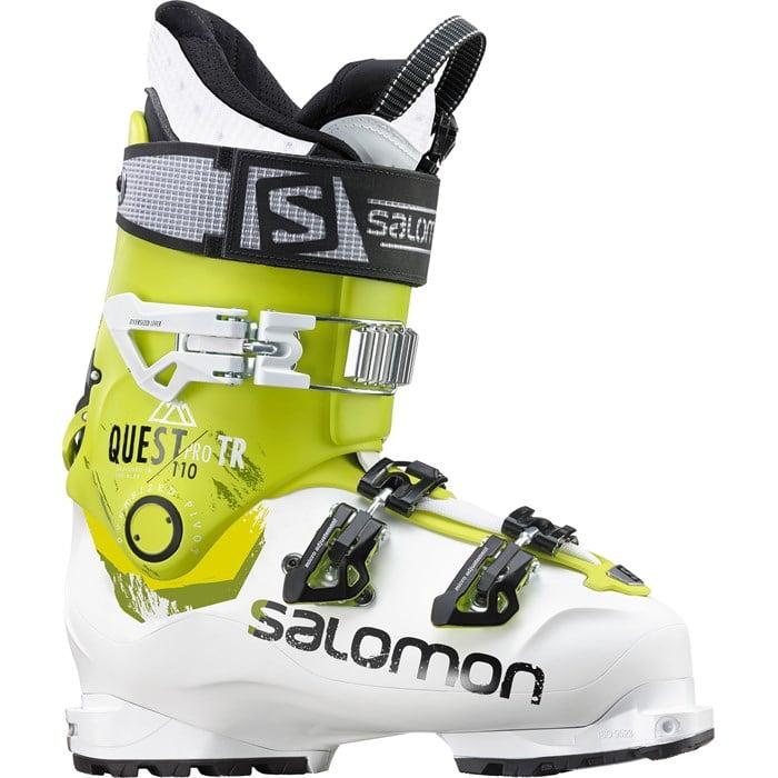 salomon quest pro 110 ski boots review
