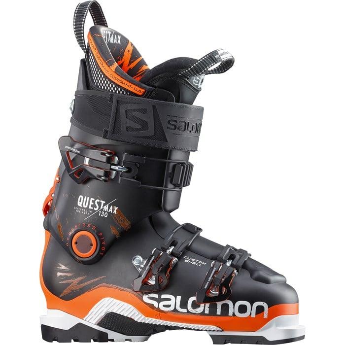 Vientre taiko gatear cazar  Salomon Quest Max 130 Ski Boots 2016 | evo