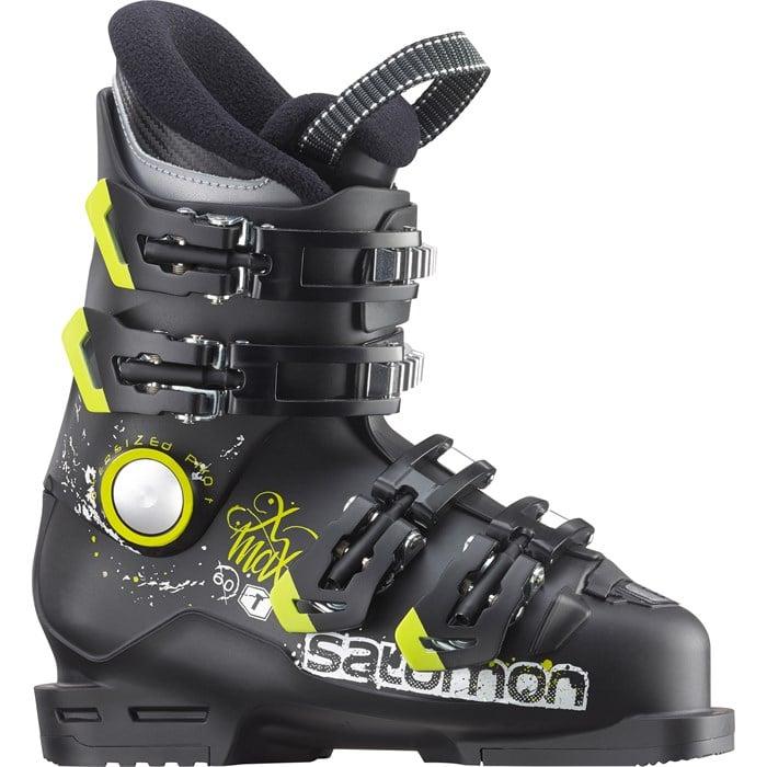 Salomon X Max 60T L Juniors Ski Boots