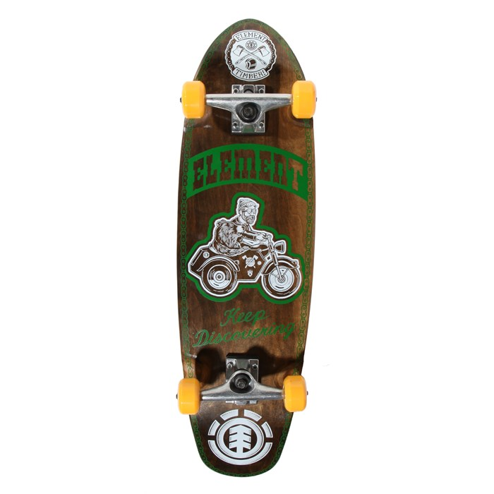 Element - Timber Keep Discovering Cruiser Longboard Complete