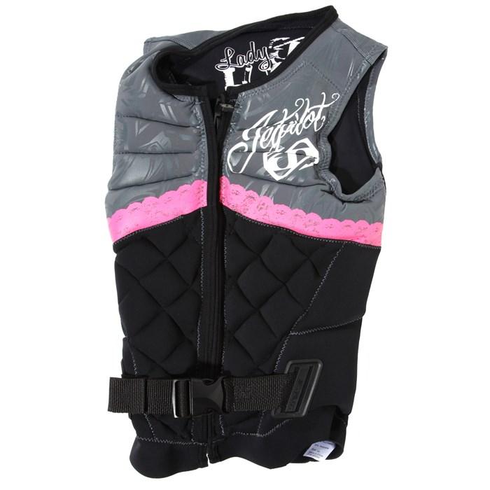 Jetpilot - Lady Luck Comp Wakeboard Vest - Women's 2014