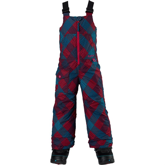 Burton - Minishred Maven Bib Pants - Little Girls'