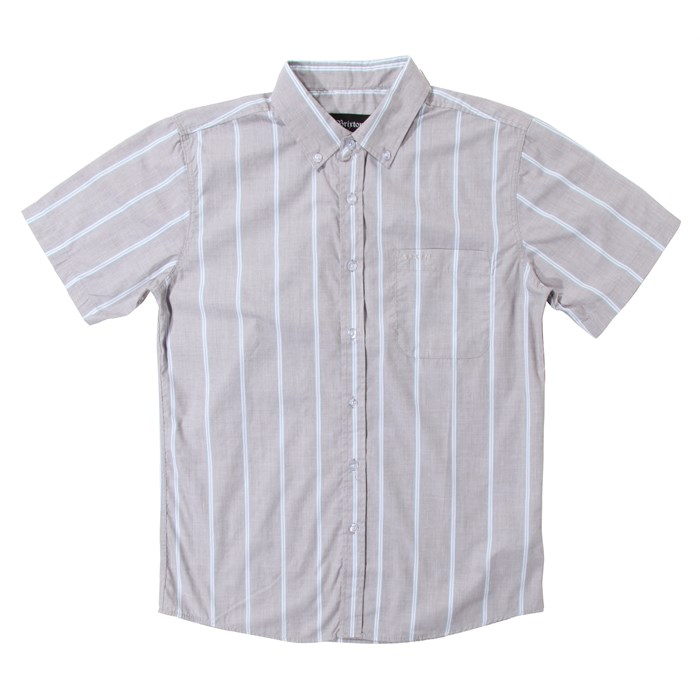 Brixton - Baylor Short-Sleeve Button-Down Shirt