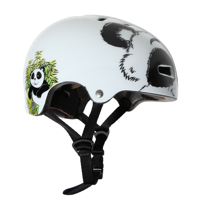TSG - Nipper Panda Bear Helmet - Kid's