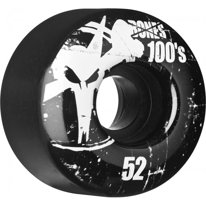 Bones - Slims 100's Skateboard Wheels