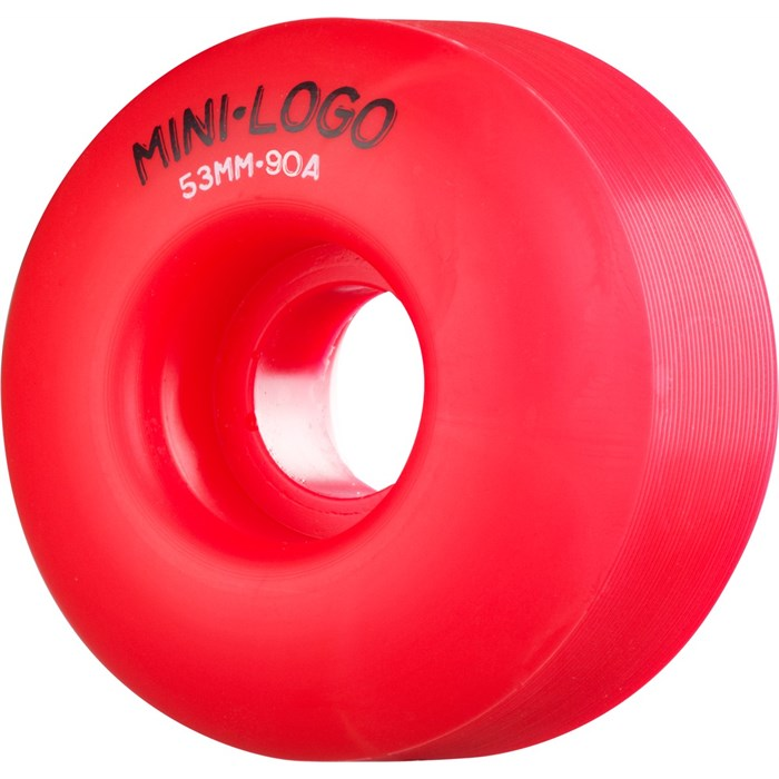 Mini Logo - 90a Skateboard Wheels