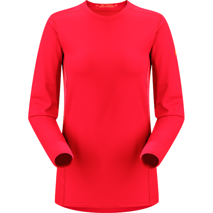 Arc'teryx - Phase AR Crew Long Sleeve Top - Women's
