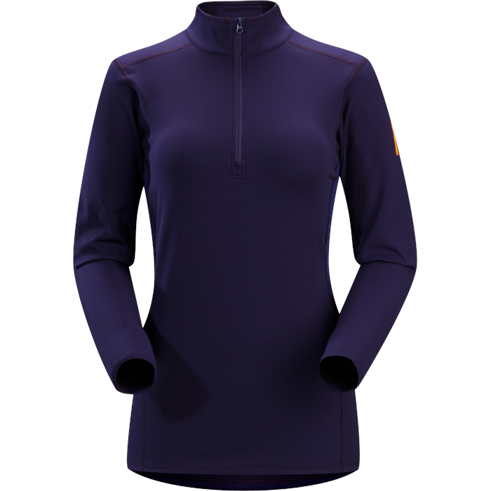 Arc'teryx - Phase SV Zip Neck Top - Women's