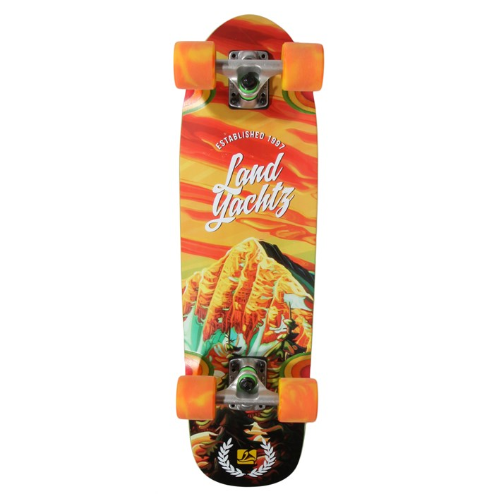 Landyachtz - Mountains Cruiser Skateboard Complete 2014