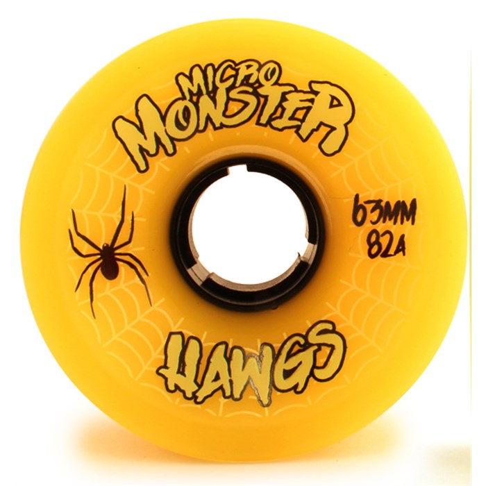 Landyachtz - Micro Monster Hawgs Longboard Wheels