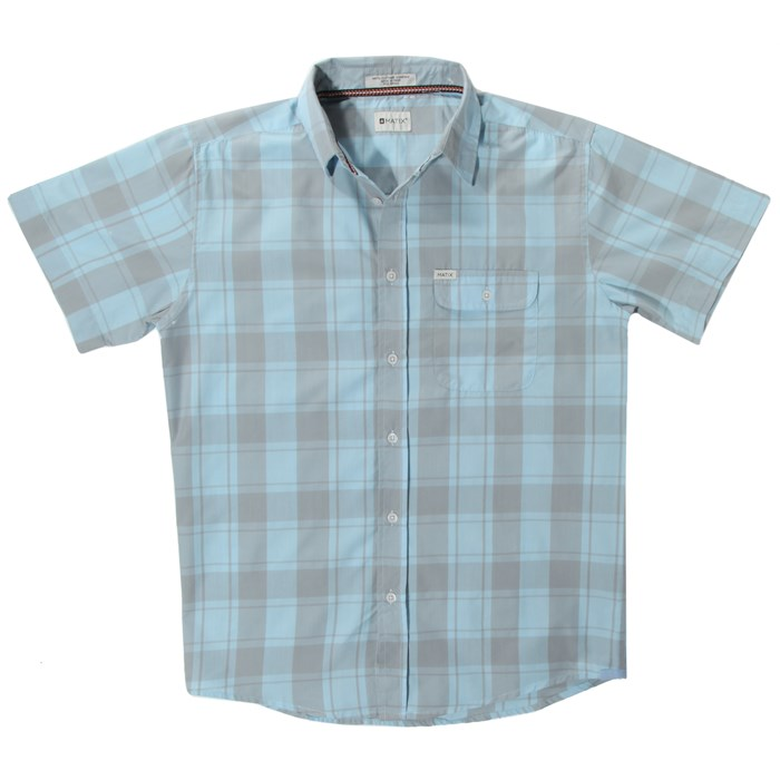 Matix - Clyde Short Sleeve Button Down Shirt