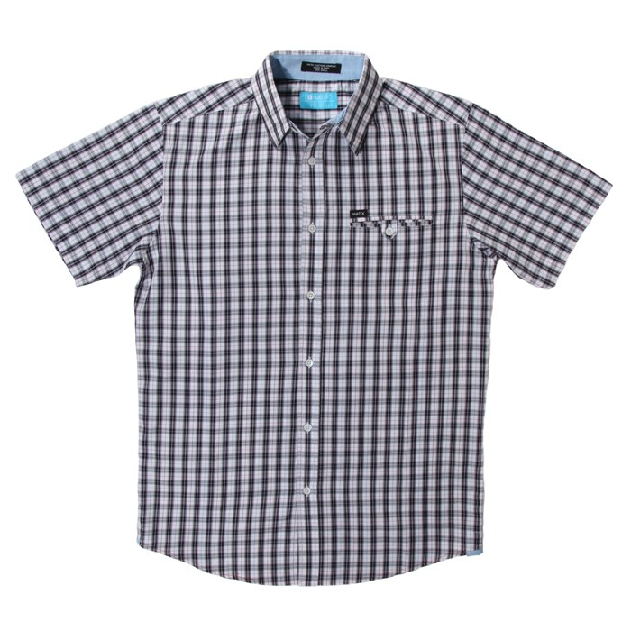 Matix - MYC Short Sleeve Button Down Shirt
