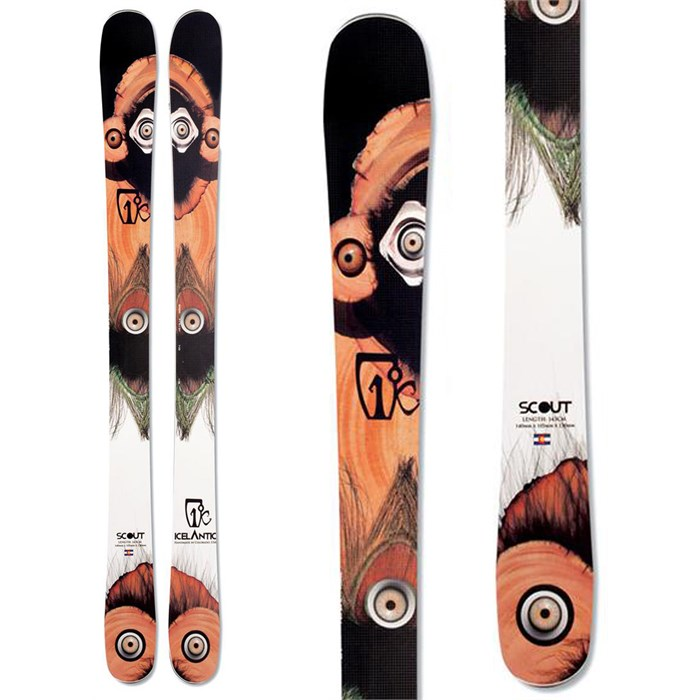 Icelantic - Scout Skny Skis - Big Kids' 2014