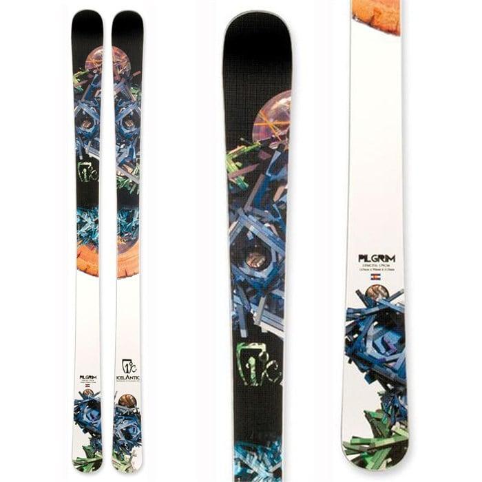Icelantic - Pilgrim SKNY Skis 2014