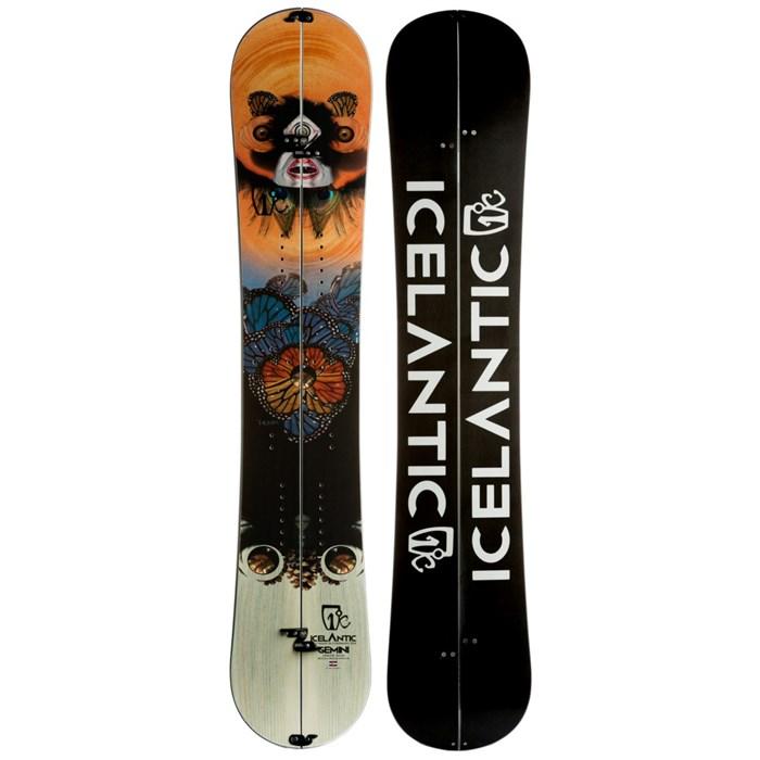 Icelantic - Gemini Splitboard 2014