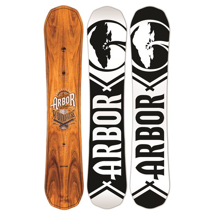 Arbor - Roundhouse Snowboard 2015