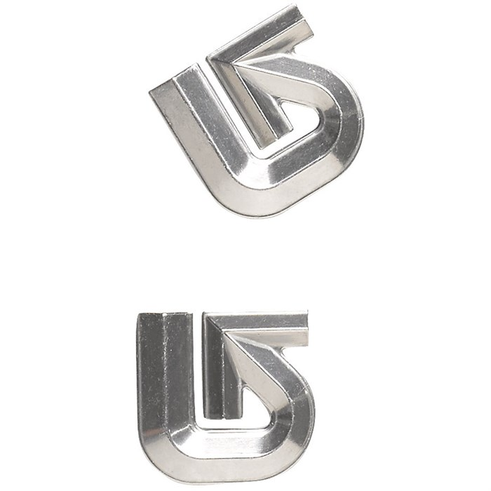 Burton - Aluminum Logo Stomp Pad