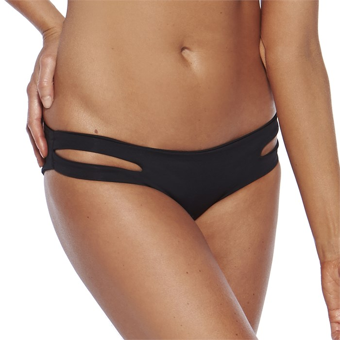 L*Space - Estella Solid Bikini Bottoms - Women's