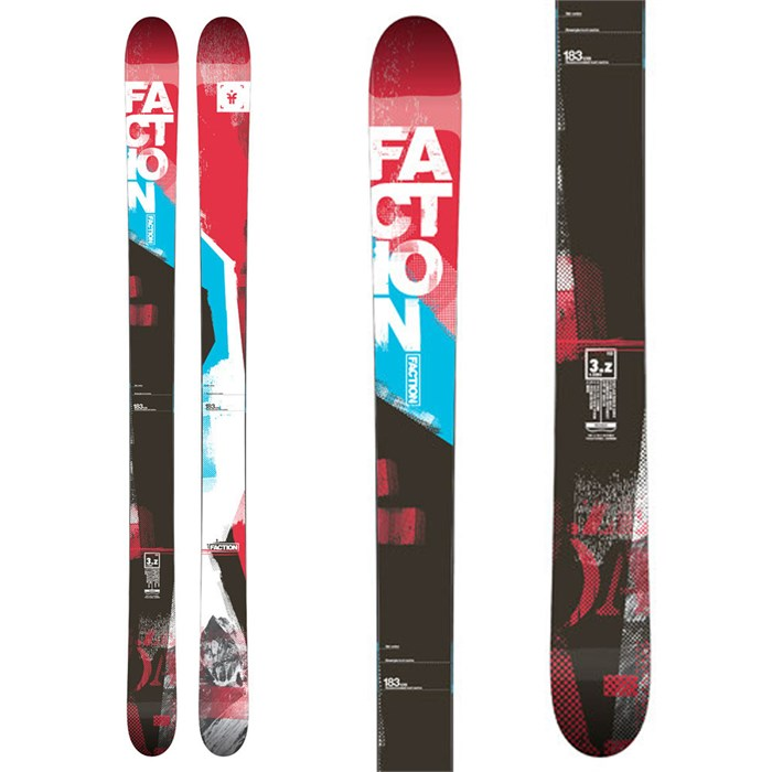 Faction - 3.Zero Skis 2014