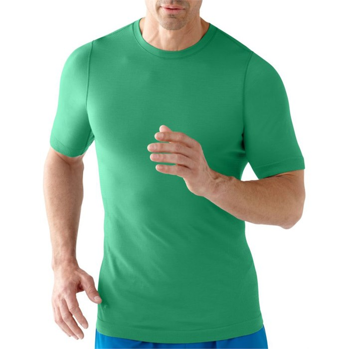 Smartwool - Smartwool PhD® Run Short Sleeve Top