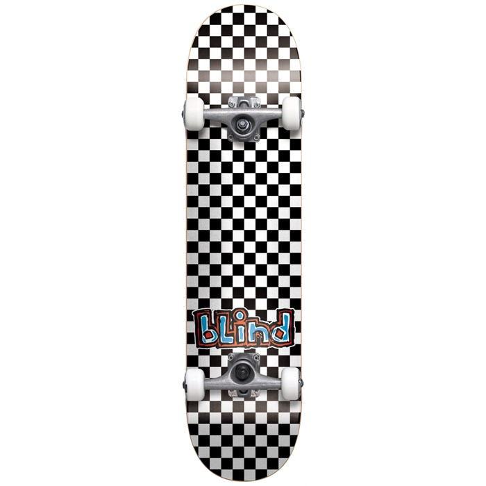 Blind - Checkerboard 7.5 Skateboard Complete - Kid's