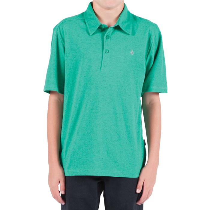 Volcom - Wowzer Polo Shirt (Ages 8-14) - Boy's
