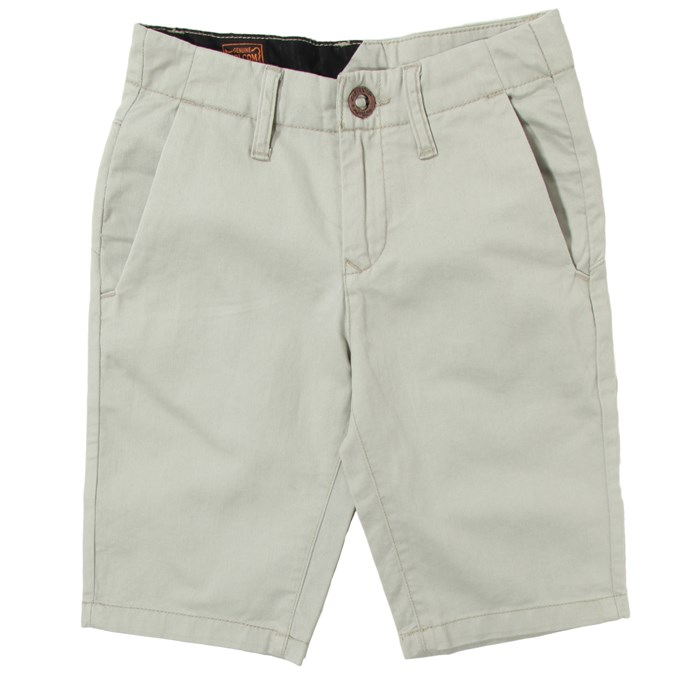 Volcom - Faceted Shorts (Ages 8-14) - Boy's