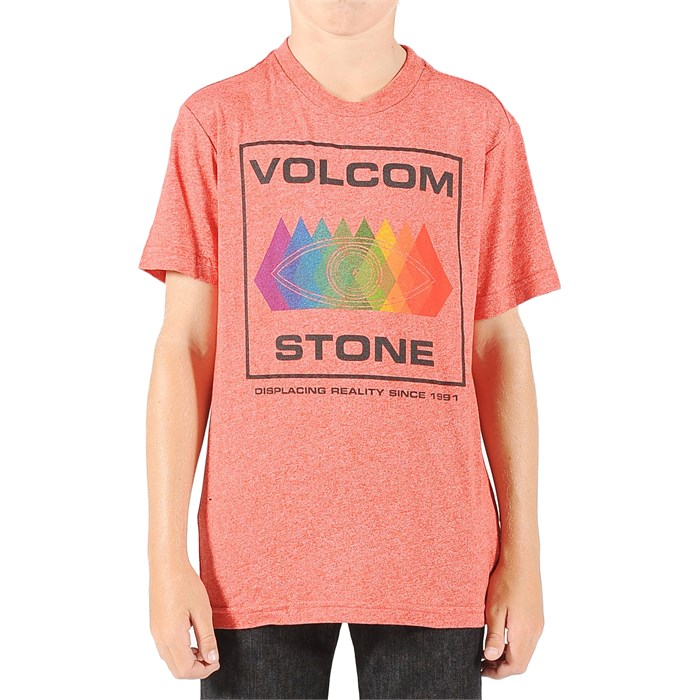 Volcom - All Seeing T-Shirt (Ages 8-14) - Boy's