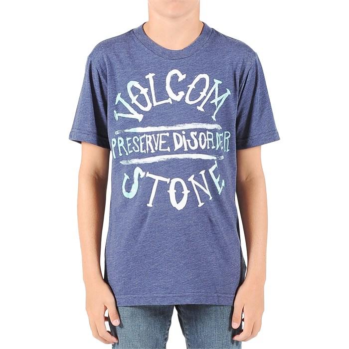 Volcom - Bad News T-Shirt (Ages 8-14) - Boy's