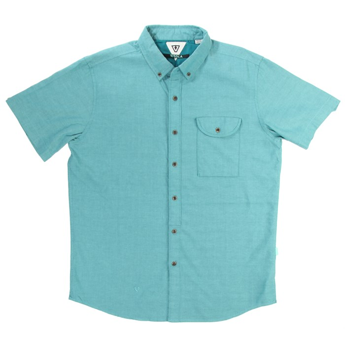 Vissla - Stohk 7 Short-Sleeve Button-Down Shirt