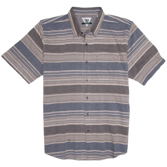 Vissla - Swazi Short-Sleeve Button-Down Shirt