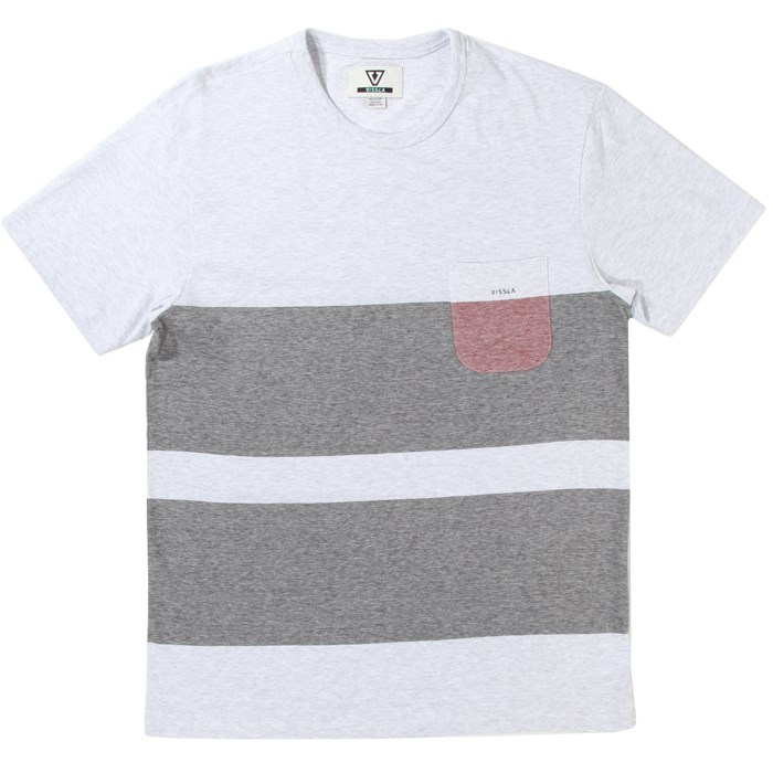 Vissla - Shorefast Crew Pocket T-Shirt